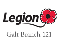 The Legion - Galt Branch 121